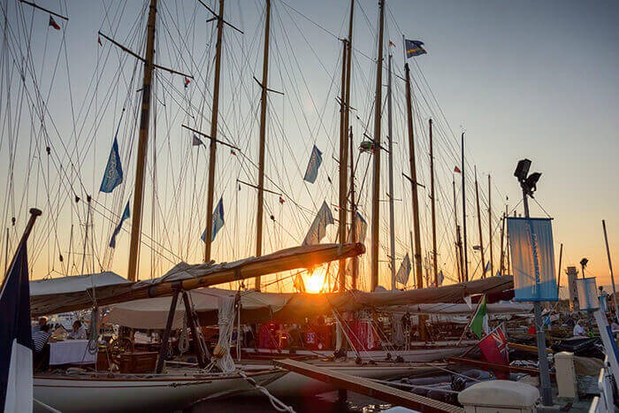 Workshop Voiles d'Antibes 2015